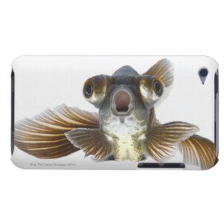 Black moor goldfish (Carassius auratus) iPod Touch Covers