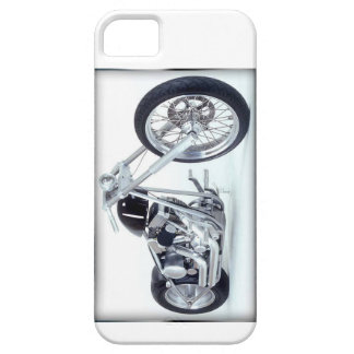 Black Motorcycle iPhone Case