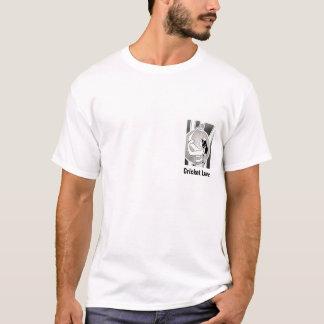 Black n white cricketer, Cricket Lover T-Shirt