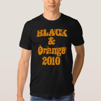 BLACK & Orange 2010 World Series T-Shirt