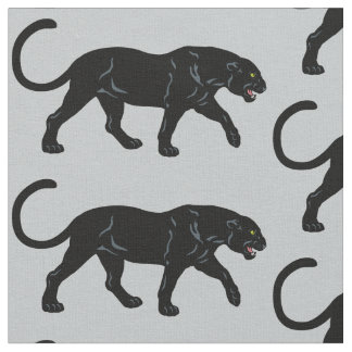black panther fabric