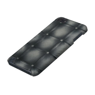 black pattern leather iPod touch 5G covers