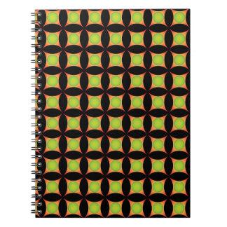 Black photo notebook