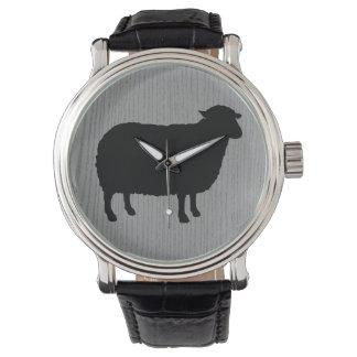 Black Sheep Silhouette Watch