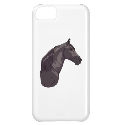 Black Tennessee Walking Horse iPhone 5C Case
