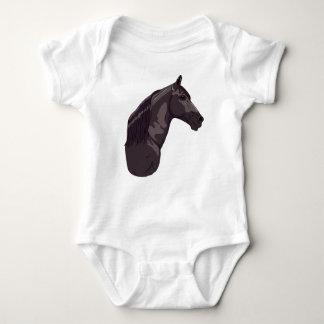 Black Tennessee Walking Horse T-shirt