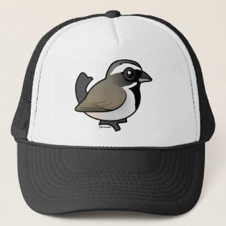 Black-throated Sparrow Trucker Hat