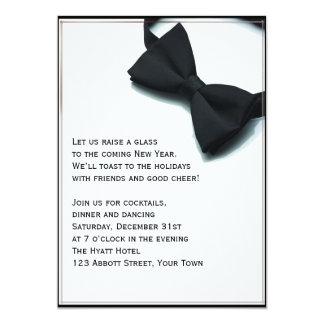 Black Tie Affair New Years Eve Card