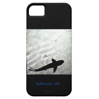 Black Tip Phone Case
