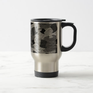 Black Top Hat Camo Coffee Mugs