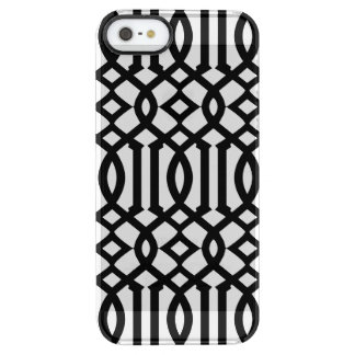 Black Trellis | Uncommon iPhone Case