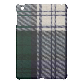 Black Watch Dress Modern iPad Case