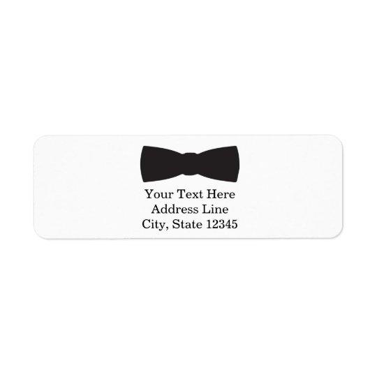 Black & White Bow Tie Tuxedo Boys Party