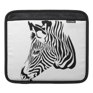 Black & White iPad Sleeve