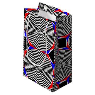 Black & White Radiation [S] Small Gift Bag