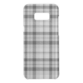 Black&white Tartan Phonecase Uncommon Samsung Galaxy S8 Plus Case