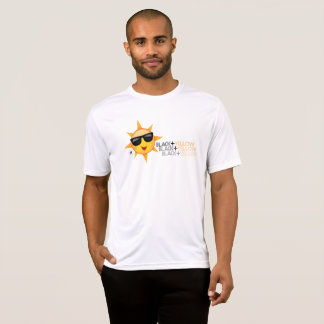 Black + Yellow Design T-Shirt