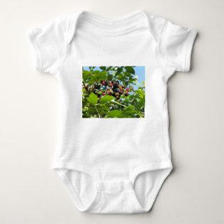 Blackberries bunch baby bodysuit
