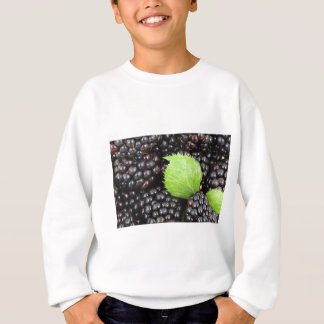 BlackBerry Background Sweatshirt