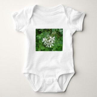 Blackberry Blossoms Baby Bodysuit