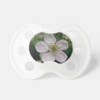 Blackberry Flower Macro Pacifier Pacifier