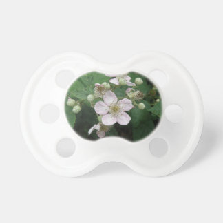 Blackberry Flowers Pacifier Pacifier