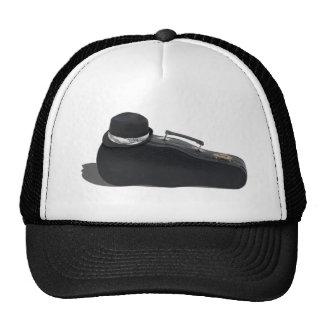 BlackFedoraMusicCase102811 Cap