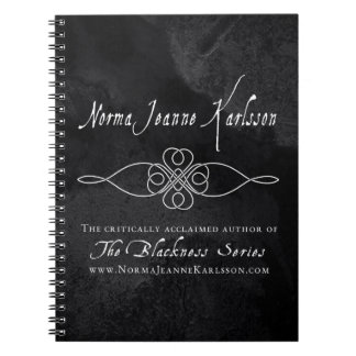 Blackness Series Notebook