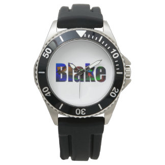 Blake Classic Stainless Steel Watch