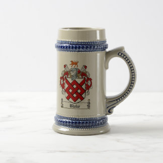 Blake Coat of Arms Stein / Blake Family Crest