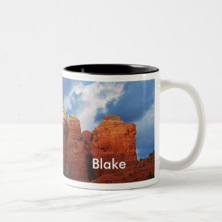 Blake on Coffee Pot Rock Mug
