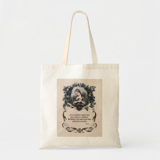 "Blake ""To See a World"" Victorian Tote Bag"