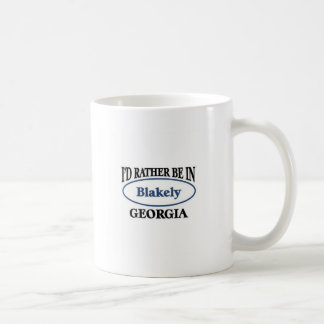 Blakely georgia coffee mug
