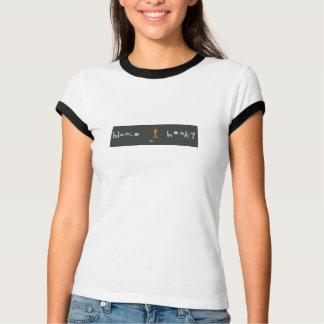 blancomanhonky ladies T-Shirt