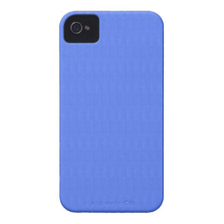 Blank Blue Texture Template DIY add TEXT IMAGE iPhone 4 Case-Mate Case
