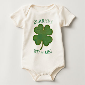 Blarney with Us! Baby Bodysuit