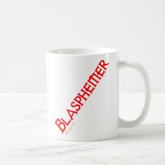 Blasphemer Coffee Mug