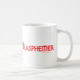 Blasphemer Basic White Mug