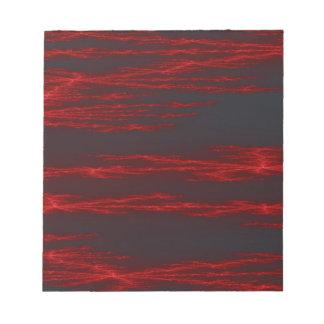 Bleeding Notepad