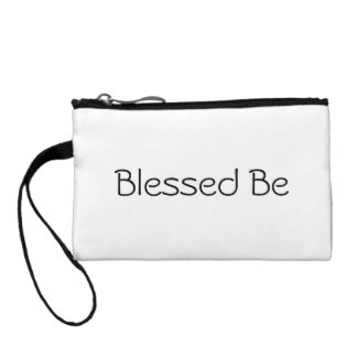 Blessed Be Mini Purse