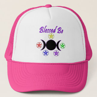 Blessed Be Trucker Hat
