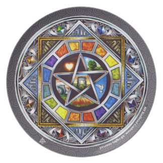 Blessing of Elements Plate