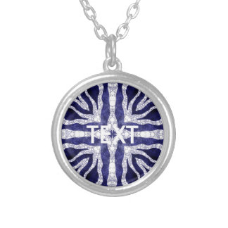Bling Zebra Jewelry