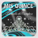 Blinged Out Quinceañera Sparkling Tiara