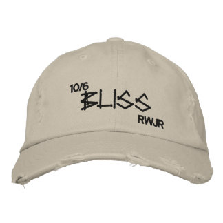 Bliss 10/6 embroidered hats