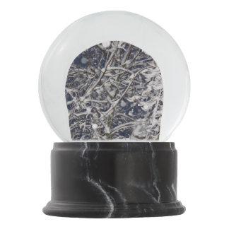Blizzard Tree Photo Snow Globes