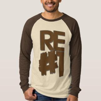 Block Brown T-Shirt