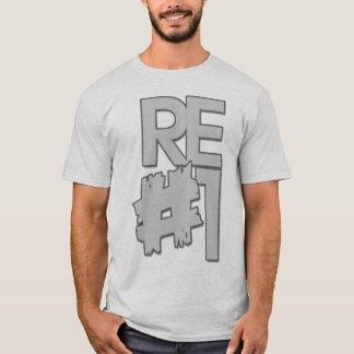 Block Gray T-Shirt
