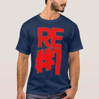 Block Red T-Shirt