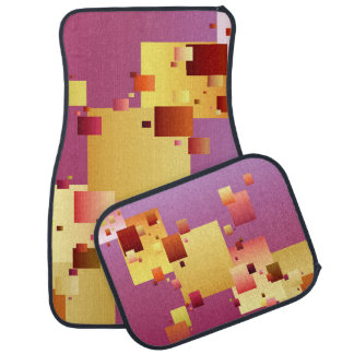 Blockage Floor Mat